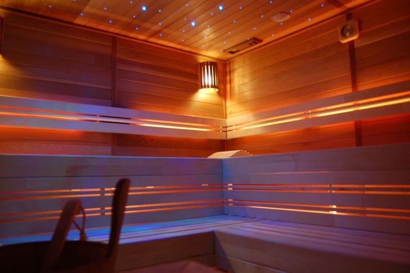 Sauna's